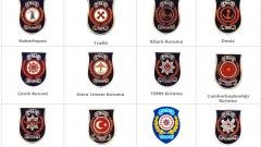 Emniyet Genel Müdürlüğü Branş İşaretleri