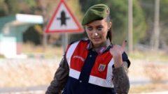 Jandarma Bayan Astsubay Alacak