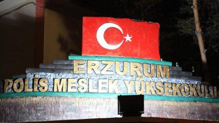 Erzurum Polis Meslek Yüksek Okulu