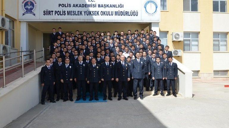 Siirt Polis Meslek Eğitim Merkezi