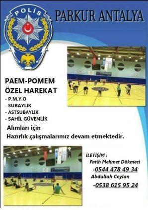 Antalya Parkur