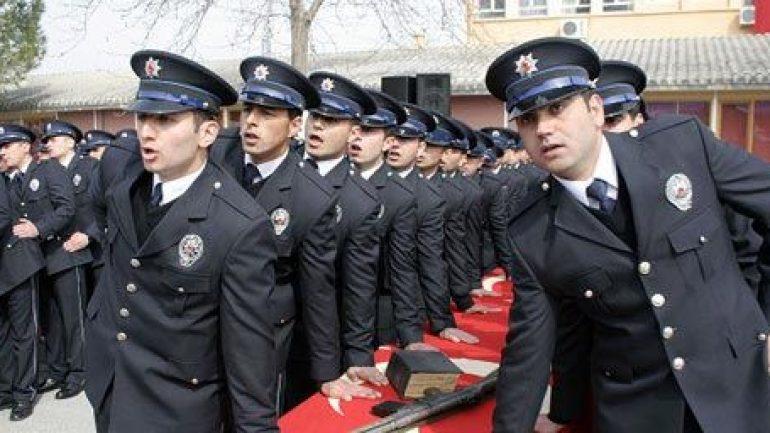 2500 Lise Mezunu Polis Alınacak!