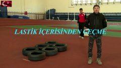 PAEM, POMEM ve PMYO Giriş Sınavı Fiziksel Yeterlilik Parkuru Tanıtım Videosu