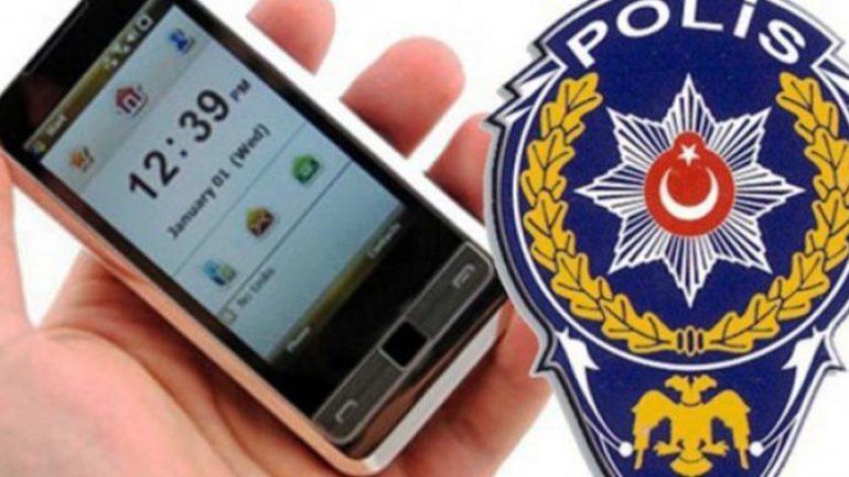 Polis Okullarında Cep Telefonu Kullanma