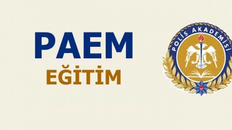 PAEM'de Eğitim