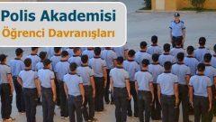Polis Akademisi Öğrenci Davranışları
