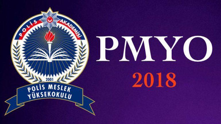 2018 PMYO İçin 2500 Polis Adayı Öğrenci Alınacak