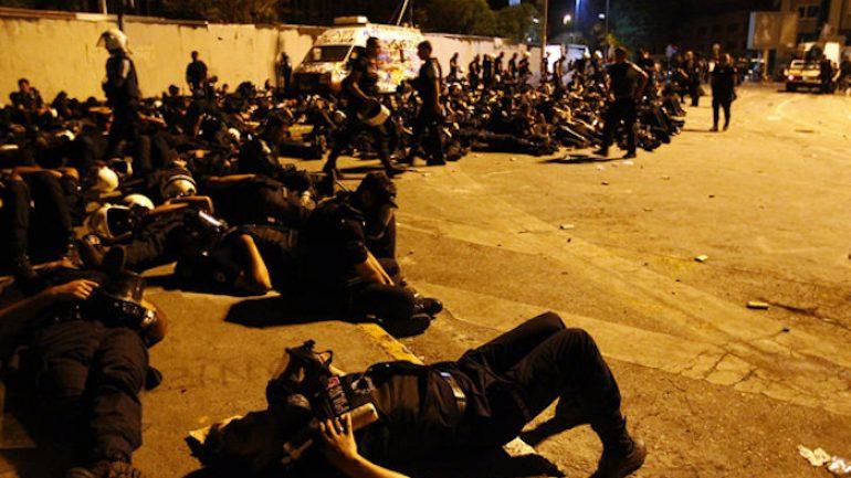 Polislere Göre Mesleki Anlamda En Büyük Sorunlar