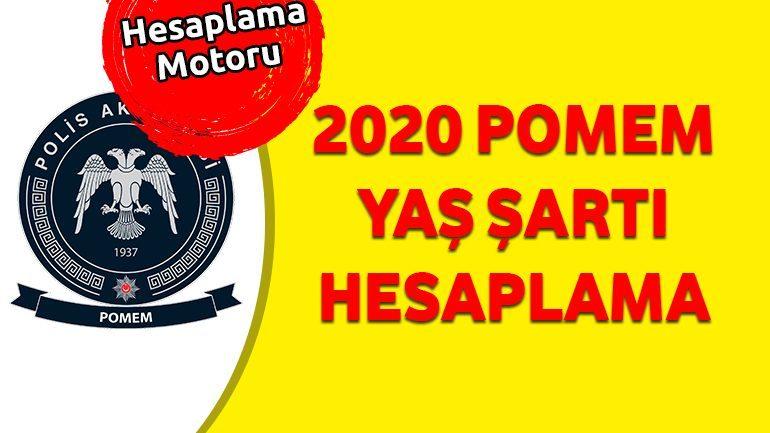 2021 POMEM Yaş Şartı