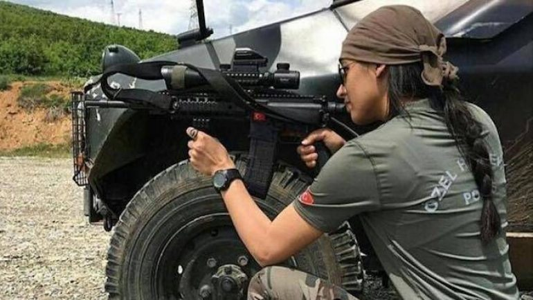 Yeni PÖH Polis Alımında Bayanlara Kontenjan Ayrılacak