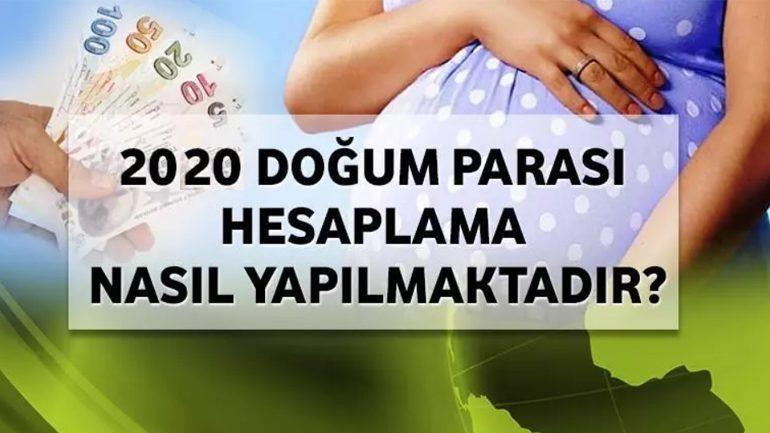 2021 – Doğum Parası Hesaplama Nasıl Yapılmaktadır?