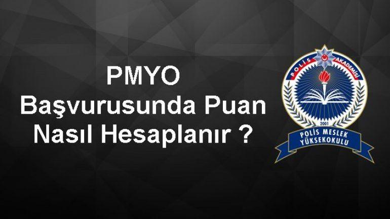 PMYO Başvurusunda Puan Nasıl Hesaplanır