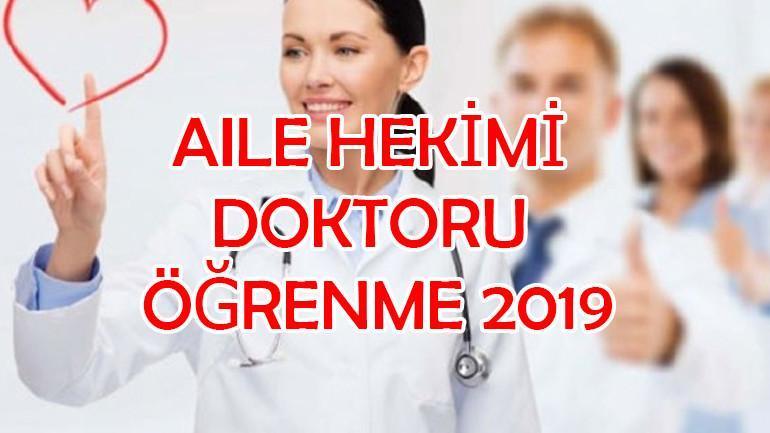 Aile Hekimi Doktoru Öğrenme 2019