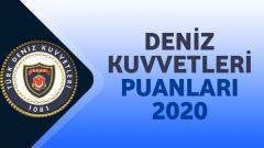 Deniz Kuvvetleri Puanları 2020