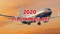 2020 – Pilot Maaşları