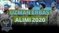 Uzman Erbaş Alımı 2020
