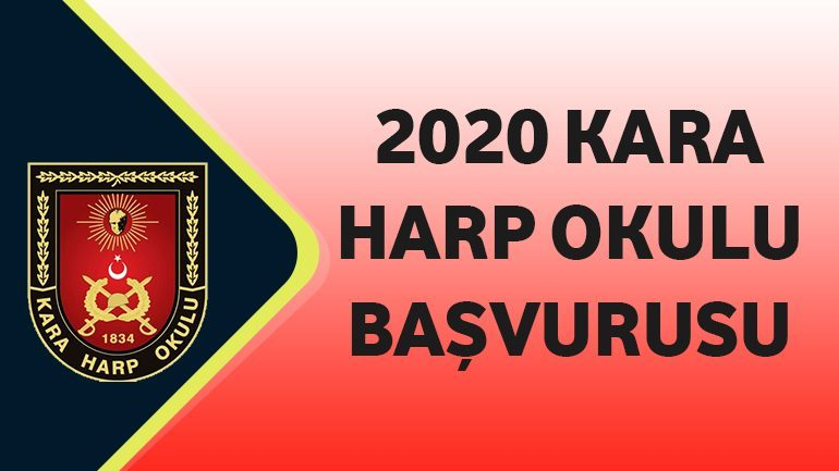 2021 – Kara Harp Okulu Başvurusu