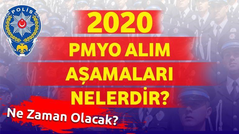 2020 PMYO Alım Aşamaları Nelerdir?